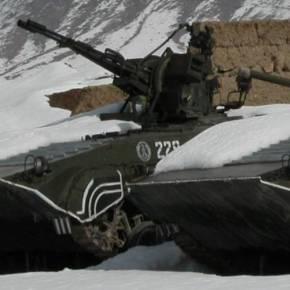 Ο Ελληνικός Στρατός αποκτά με «πατέντα» όπλο υποστήριξης Πεζικού: Εγκρίθηκε ο συνδυασμός BMP-1Ρ και ZU-23-2 –BINTEO