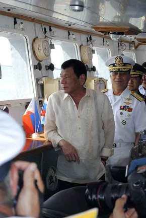 Τέλος οι «Φιλιππινέζες» για τις ΗΠΑ και «Αυγή της Ηγεμονίας του Ειρηνικού» για τη Ρωσία- Ρ.Ντουτέρτε: «Σύμμαχος και προστάτης μας η Μόσχα – Δίνω αγκυροβόλιο και παίρνω ρωσικάόπλα»