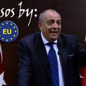 Η Τουρκία εκβιάζει: «Θα επιτρέψουμε λύση στο Κυπριακό μόνο αν μας βάλετε στηνΕΕ»