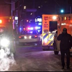 Πέντε νεκροί και 12 τραυματίες από επίθεση σε τζαμί στο Κεμπέκ του Καναδά (φωτό, ) ΟΙ ΔΡΑΣΤΕΣ ΦΩΝΑΖΑΝ «ΑΛΛΑΧΟΥΑΚΜΠΑΡ»