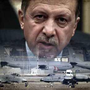 Στην κόψη του ξυραφιού οι σχέσεις ΗΠΑ – Τουρκίας – Ωμός εκβιασμός Ρ.Τ. Ερντογάν: »Ή μας δίνετε αεροπορική κάλυψη στην Al-bab, ή κλείνουμε την βάση τουΙντσιρλίκ»