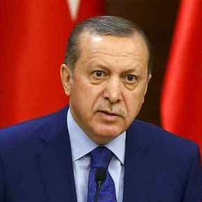 O Ρ.Τ.Ερντογάν «στοχοποίησε» για πρώτη φορά την Ελλάδα με το νέο δόγμα «προληπτικήςεπίθεσης»