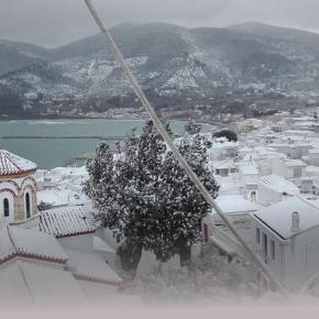 Επιτέλους είδαμε άσπρη μέρα! Η «λευκή Ελλάδα» σε 30εικόνες