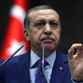 Ρ.Τ.Ερντογάν: «Η Τουρκία διεξάγει νέο πόλεμο ανεξαρτησίας κινδυνεύουμε με εθνικόακρωτηριασμό»