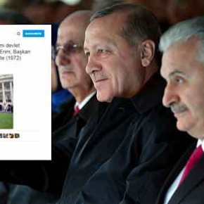 Ένα μήνυμα της πρεσβείας των ΗΠΑ στην Τουρκία ανάβει φωτιές και δημιουργείσυνειρμούς