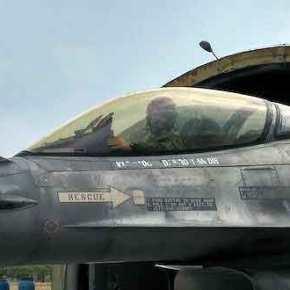 Απώλεια δύο F-16 στο έδαφος σε 78 ημέρες! Προβληματισμός για τα ανεξήγητα ατυχήματα στηνΠΑ
