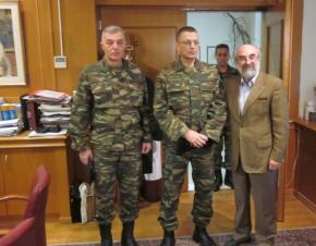 Αλεξανδρούπολη: Επίσκεψη Α/ΓΕΣ στην ΧΙΙ Μηχανοκίνητη Μεραρχία Πεζικού –ΒΙΝΤΕΟ