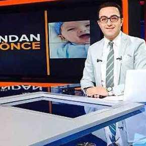Ο παρουσιαστής ειδήσεων του κρατικού TRT Hamza Günerigök συνελήφθη σήμερα στην Αδριανούπολη από περίπολο της 54 Μ/Κ ΤΑΞΠΖ ενώ προσπαθούσε να εισέλθει παράνομα στηνΕλλάδα