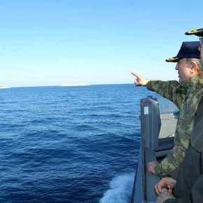 Νέο επεισόδιο στα Ίμια – Σε επιφυλακή οι Ένοπλες Δυνάμεις – Nέες απειλές από τους Τούρκους: «Θα σας απαντήσουμεαντίστοιχα…»