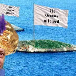 Ξέφυγε η Τουρκία: «Απαγορεύει» την κατοίκηση ελληνικών νησιών στοΑιγαίο!