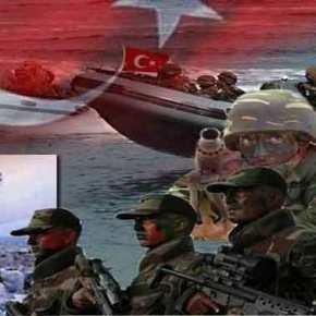 Πρόσω ολοταχώς για ελληνοτουρκική σύγκρουση – Τι μετέφεραν οι Τούρκοι απέναντι από τα νησιά και τον Έβρο(βίντεο)