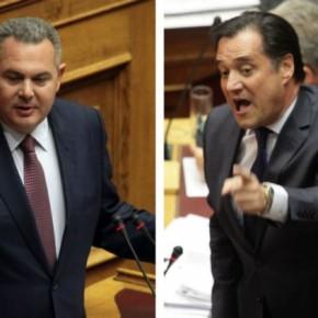 Ερώτηση του Άδωνι Γεωργιάδη για τον »ΑλβανικόΑετό»