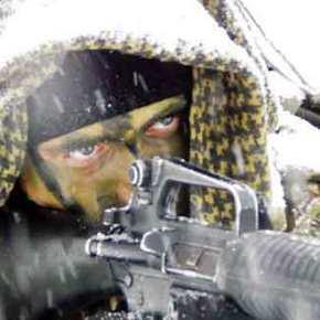 Καταδρομείς στα χιόνια! Φωτορεπορτάζ από άσκηση της 1ης Ταξιαρχίας Καταδρομών-Αλεξιπτωτιστών