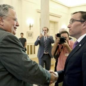 Μαραθώνιος διαβουλεύσεων για το Κυπριακό εν όψειΓενεύης