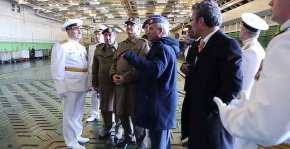 Η Ρωσία αποκτά ναυτική βάση στη Λιβύη! Τι συμφωνία υπογράφτηκε πάνω στοΚΟΥΖΝΕΤΣΟΦ