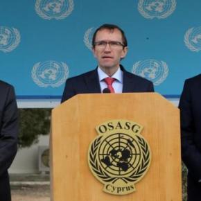 Η ιστορική διαπραγμάτευση της Γενεύης για το Κυπριακό, αποτελεί μόνο τηναρχή…
