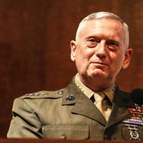 Πρώτο μέλος του υπουργικού συμβουλίου της κυβέρνησης Τραμπ ο υπουργός Άμυνας ΤζέιμςΜάτις