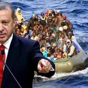 …..Προσφυγικές ροές κάνουν και πάλι την εμφάνιση τους στοΑιγαίο