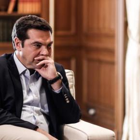 Η κυβέρνηση παγιδευμένη στο δίλημμα: Συμφωνία ή εκλογές Τα τέσσερα λάθη στη στρατηγική της κυβέρνησης που επαναφέρουν το δίλημμα στο Μαξίμου «μέτρα ή εκλογές». Το κοινό μέτωπο των θεσμών & το νέο αφήγημα τουΣΥΡΙΖΑ.