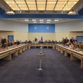 ΝΑΤΟ: Ενίσχυση της Νότιας Πτέρυγας ζήτησε οΑ/ΓΕΕΘΑ