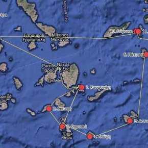 Ο Β. Πούτιν στο πλευρό της Ελλάδας – Η Ρωσία ενδιαφέρεται για τον εποικισμό των ελληνικών νησιών – Με την «πλάτη στον τοίχο» ηΤουρκία