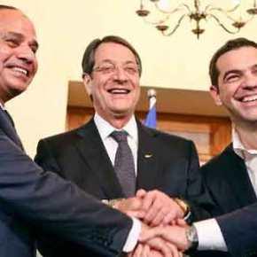 """ΚΥΠΡΙΑΚΟ: Η Αθήνα θα στηρίξει τη Λευκωσία ακόμη και στην """"αυτοκτονία""""; Η κατάρα του φυσικούαερίου"""