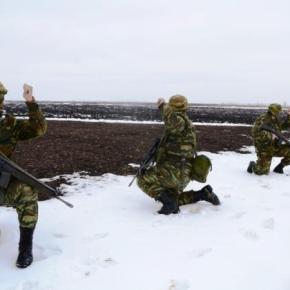 Πυρ και κίνηση στην XVI Μ/Κ Μεραρχία Πεζικού στον Έβρο –ΦΩΤΟ