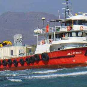 Αποκολλήθηκε μετά από 11 μέρες το Alcatras! Απίστευτο τουρκικό κάζο στηνΚω