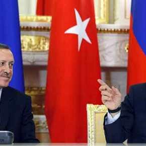 Για πρώτη φορά κοινή ρωσοτουρκική στρατιωτική επιχείρηση στη δημοσιότητα – Το βίντεο που δείχνει εκτός ΝΑΤΟ την Τουρκία!Τερματίζει τη ΝΑ πτέρυγα της Συμμαχίας οΒ.Πούτιν