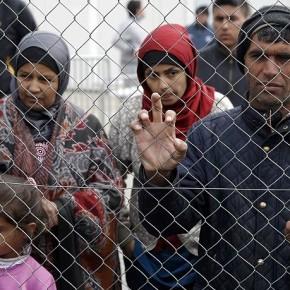 11.000 οι εγκλωβισμένοι πρόσφυγες στα νησιά του Β.Αιγαίου