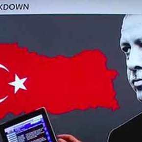 Ο Ερντογάν παριστάνει το θύμα και μιλά για προσπάθεια αποσταθεροποίησης τηςΤουρκίας