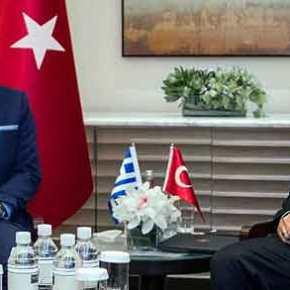 """Ο Ερντογάν """"παραπονιέται"""" ότι του 'χαμε """"τάξει"""" τους 8! Η απάντηση τηςΑθήνας"""