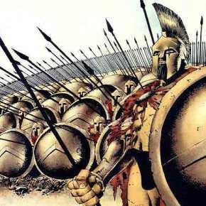 Οι αρχαίοι Σπαρτιάτες ποτέ δεν ρωτούσαν πόσοι ήταν οι εχθροί, αλλά πουήταν