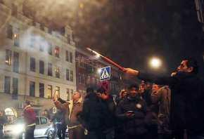 Η Ευρώπη στο έλεος του Ισλάμ: Πεδίο μάχης από μετανάστες που φώναζαν «τζιχάντ» το Μάλμε – Αλλαχού Ακμπάρ στη Γερμανία – Την ίδια στιγμή, σχολεία στην Ολλανδία επισκέπτονται τζαμιά! Δείτεβίντεο