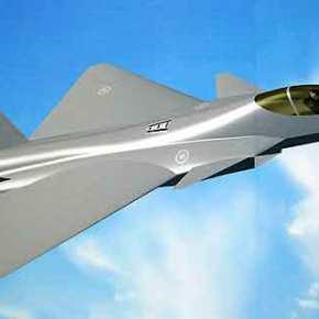 """Αυτό είναι το """"εθνικό"""" μαχητικό αεροσκάφος που θα κατασκευάσει η Τουρκία με βρετανικήβοήθεια"""