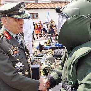 """Ο """"καλός στρατιώτης"""" Στρατηγός ΒασίληςΤελλίδης"""