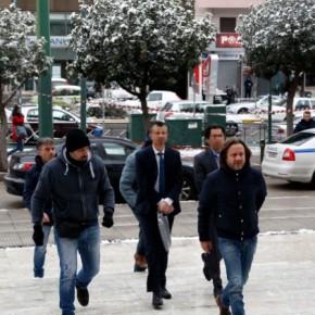 Εισαγγελέας: Να μην εκδοθούν οι πρώτοι δύο Τούρκοιαξιωματικοί