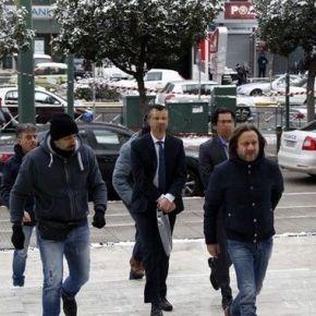 Κρίνεται η τύχη των 8 Τούρκωναξιωματικών