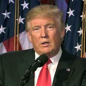 H πρώτη ομιλία του Ν. Τραμπ: Αγοράζουμε αμερικανικά, προσλαμβάνουμεΑμερικανούς