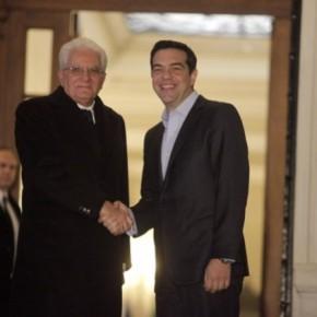 «Ελλάδα-Ιταλία έχουν κοινή ιστορία και κοινήμοίρα»