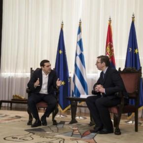 «Φαινόμενα του παρελθόντος δεν έχουν θέση σταΒαλκάνια»
