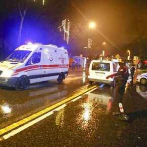 Ανανέωση-«Πρωτοχρονιάτικο» αιματοκύλισμα στην Κωνσταντινούπολη – Επίθεση τύπου Μπατακλάν – Τουλάχιστον 35 νεκροί και 40 τραυματίες(Βίντεο)
