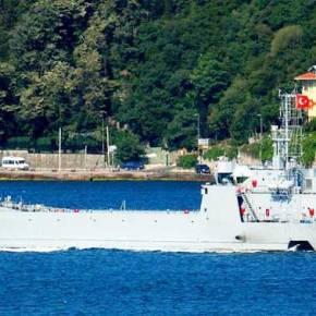 Σοκ στην Κύπρο: Η Τουρκία μετέφερε αποβατικά πλοία στο νησί(φωτό-βίντεο)