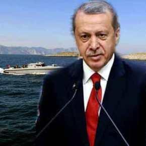 Φωτογραφίες από την τουρκική επιχείρηση στα Ιμια σήμερα – Ποια είναι η ειδική μονάδα SAT που συμμετείχε(βίντεο)