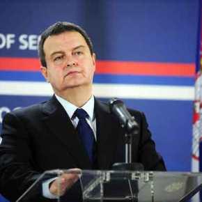 Νέα «σφαλιάρα» Ντάσιτς προς τα Σκόπια: «Για εμάς είναι ντροπή να λέτε το Κόσοβο ως «Δημοκρατία του Κοσσυφοπεδίου» – «Μην διαμαρτύρεστε για τις πινακίδες» – Στα άκρα οι σχέσειςΣερβίας-Σκοπίων