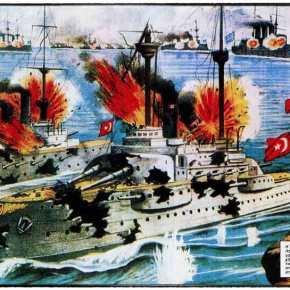 Σαν σήμερα: Η ναυμαχία της Λήμνου που επικυρώνει την ελληνική κυριαρχία στοΑιγαίο