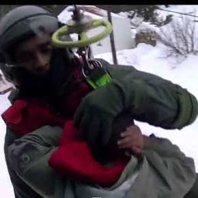 Καρέ -Καρέ η επιχείρηση διάσωσης στη ν.Σκόπελο !(video)…Το ευχαριστώ των ανθρώπων στο πλήρωμα του SuperPuma!