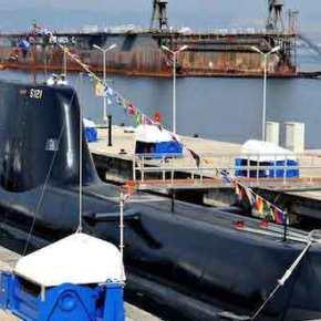 """Ο 6ος Στόλος θα """"σώσει"""" τα Ναυπηγεία; Ενδιαφέρον για επισκευές των πλοίωντου"""