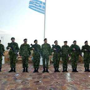 Ξεκάθαρο μήνυμα του Α/ΓΕΣ από Χίο – «Ο Ελληνικός Στρατός είναι ισχυρός»-Φωτογραφίες.