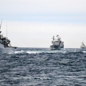 """Οι Τούρκοι γράφουν για """"τσάρκες"""" πλοίων τους στα Ίμια! Εκνευρισμένη και εγκλωβισμένη ηΆγκυρα"""